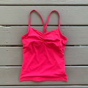 5/$15 - Aerie Pink Workout Tank Top